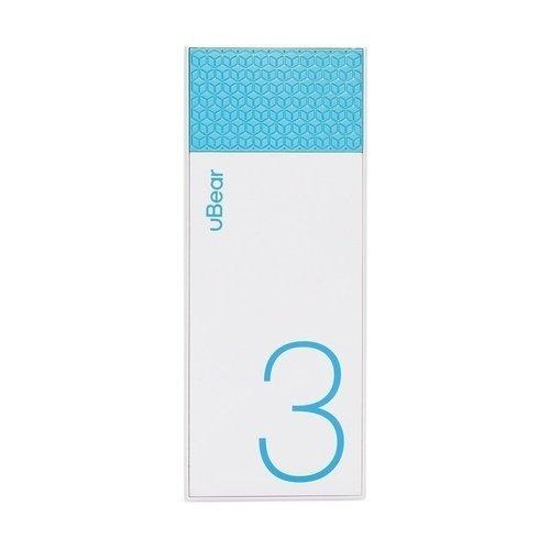 Фото - Внешний аккумулятор Light 3000, бело-голубой, 3000 мАч разделитель индексный durable 6630 19 a4 пластик 5 индексов с карманами цветные разделы
