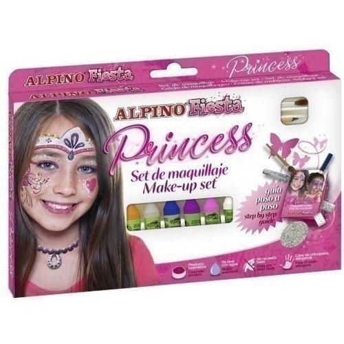 Детский аквагрим Принцесса детская косметика принцесса видео