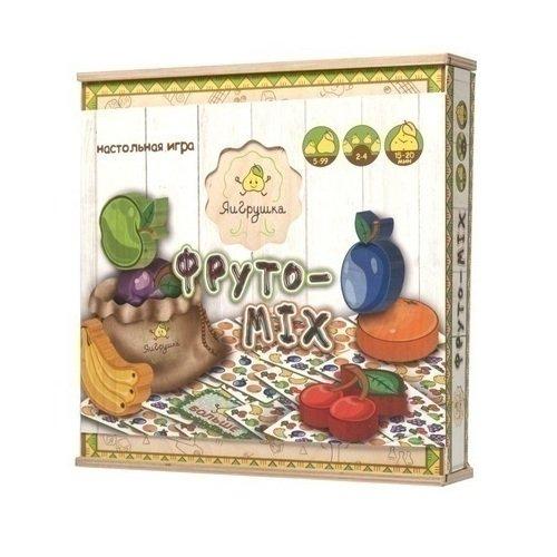 Настольная игра Фруто-MIX настольная игра яигрушка словариум 59810