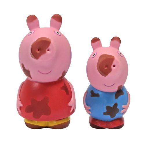 Купить Игровой набор Чистюля или грязнуля , Peppa Pig, Игрушки для ванной