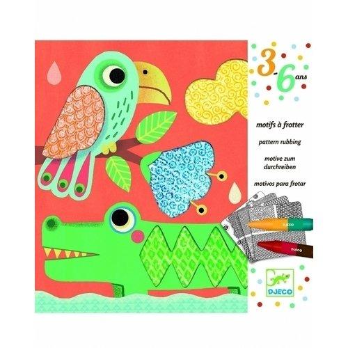 Набор для творчества Друзья Магали 08988 набор для творчества djeco филомена и ее друзья