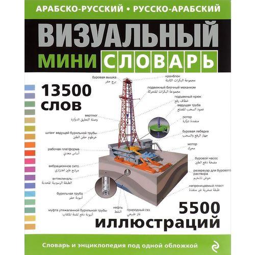Арабско-русский и русско-арабский визуальный мини-словарь