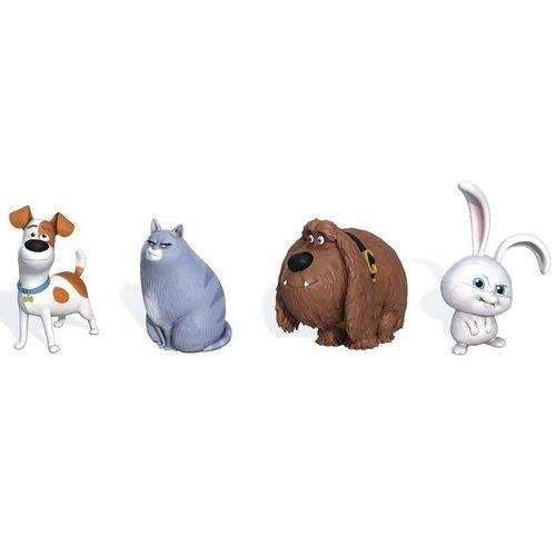 """Набор """"Secret Life of Pets"""" 4 мини-фигурки"""