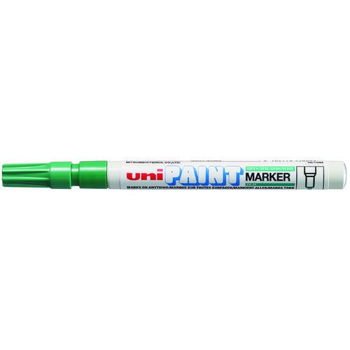 "Маркер ""Paint PX-21"" 0,8 - 1,2 мм, зеленый"