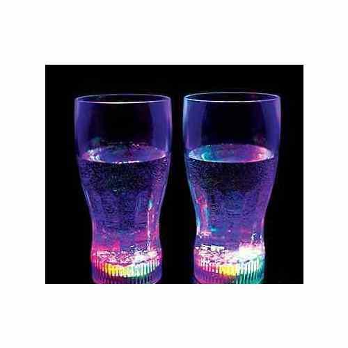 Набор LED бокалов, 2 шт. цена