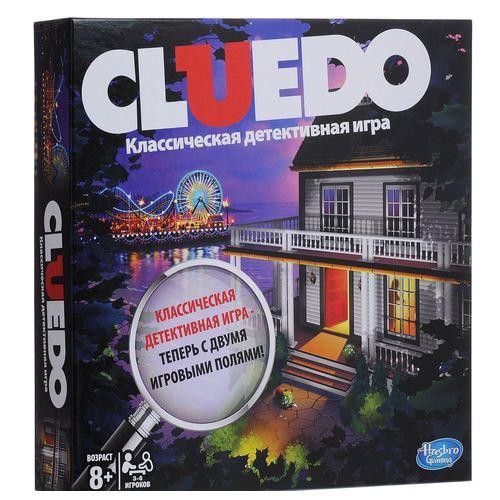 """Настольная детективная игра """"Cluedo"""""""