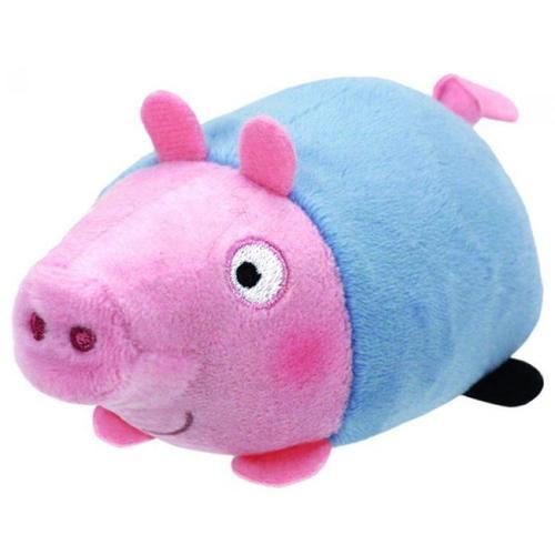 Мягкая игрушка Свинка Джордж, 5 х 7 х 11 см блюдо lefard вуаль 30 х 20 х 5 5 см dh4031