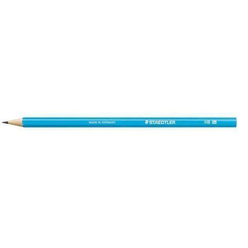 Карандаш чернографитовый Wopex HB голубой неон карандаш hb 2