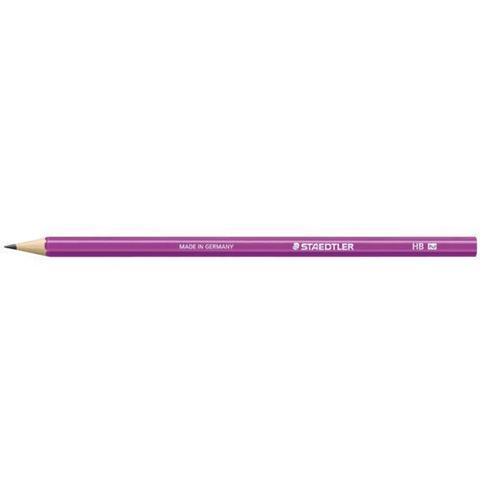 Карандаш чернографитовый Wopex, HB, фиолетовый неон карандаш hb 2