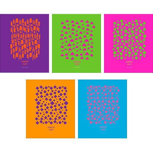 Тетрадь в клетку Насыщенные цвета А5 тетрадь 24л а5 линейка комплект подписные издания tattoo
