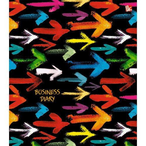 Бизнес-ежедневник недатированный Яркое направление А5+ ежедневник недатированный listoff орнамент павлиний окрас а5 128 листов