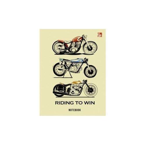 Записная книжка Мотоциклы А6, 64 листа
