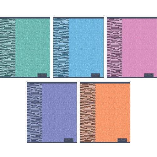 Тетрадь в клетку Классический орнамент А5 тетрадь в клетку геометрия а5