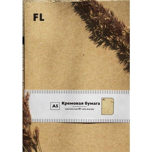 Блокнот нелинованный Straw А5 смэшбук блокнот для творческих людей с наклейками а5 my life