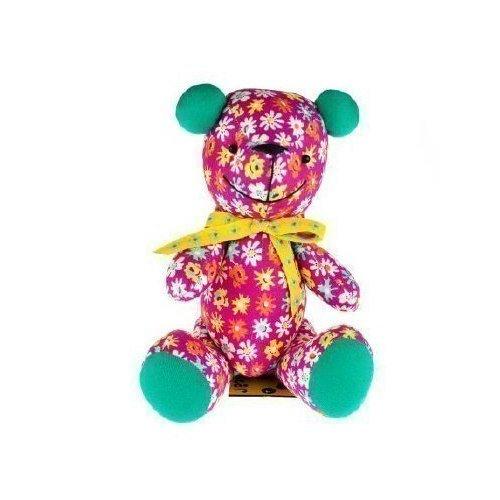 Мягкая игрушка медведь Flower lover M игрушка