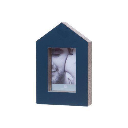 Фоторамка House, голубая фоторамка house голубая