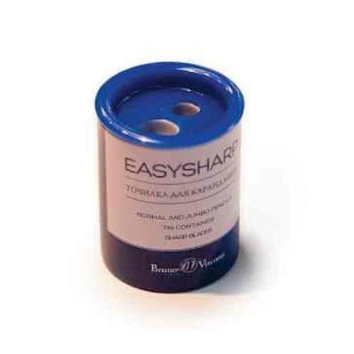 """Точилка металлическая """"Easysharp"""" с контейнером"""