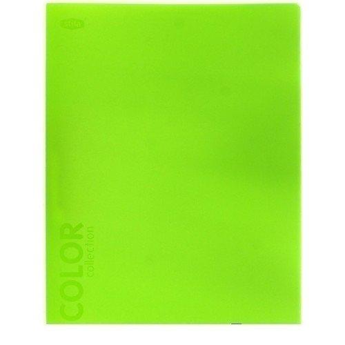 """Папка с зажимом """"Neon Green"""" А4+ нож с зажимом 25 мм irwin 10508136"""