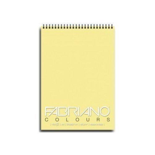Альбом для графики на спирали Writing Colors А4, банан обширный guangbo инка серии цветной копировальной бумаги 80ga4 100 zhang цветной смешанный f8069h