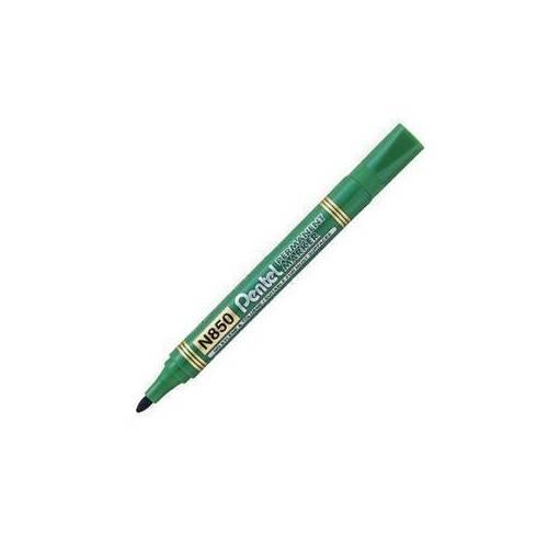Маркер перманентный, 4,2 мм, зеленый маркер перманентный index imp550 gn 4 мм зеленый