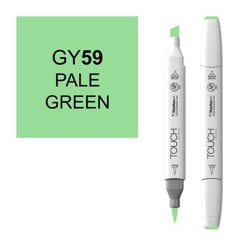 """цены на Маркер """"Brush"""" 059, бледный зеленый  в интернет-магазинах"""