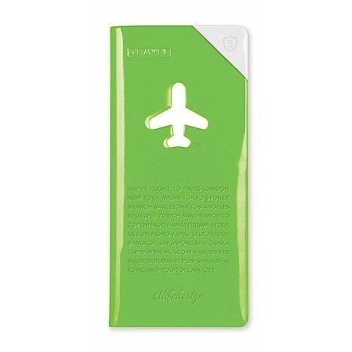 Органайзер для путешественника Shield HF-060 зеленый конверт путешественника матрешки на красном пвх 20 5 22см 77117