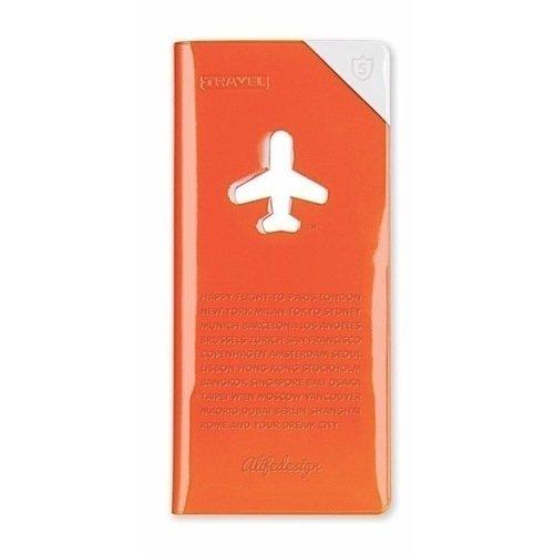 """Органайзер для путешественника """"Shield HF-060"""", оранжевый Alife Design"""