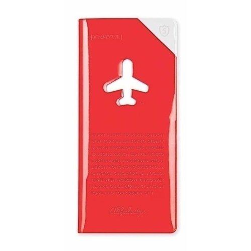 """Органайзер для путешественника """"Shield"""" HF-060 красный"""