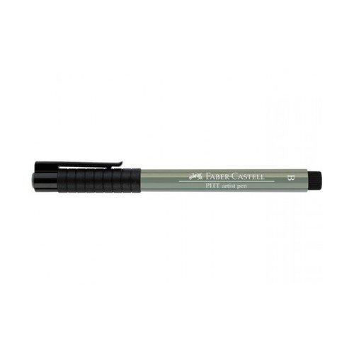 Капиллярная ручка Pitt Artist Pen Brush, арктическая зелень