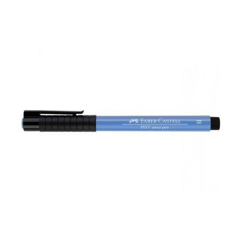 """Капиллярная ручка """"Pitt Artist Pen Brush"""", арктическая лазурная"""