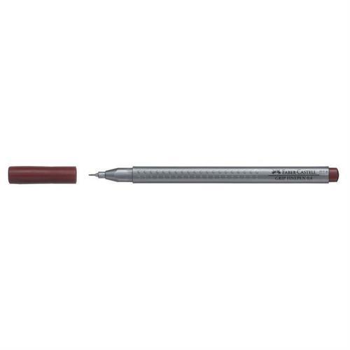 Капиллярная ручка Grip, 0,4 мм, охра капиллярная ручка grip 0 4мм набор цветов в тубе 10 шт
