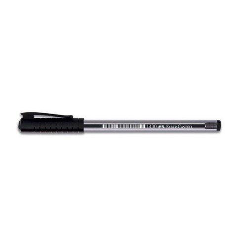 Шариковая ручка 1430 0,7 черная