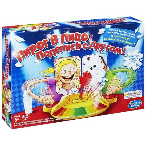 Купить Настольная игра Пирог в лицо , Hasbro, Игры для детей