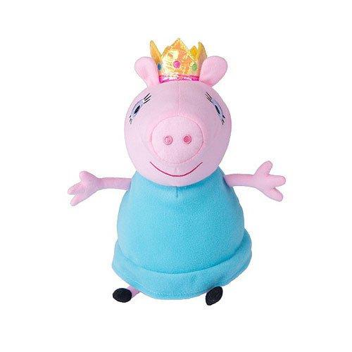 Купить Мягкая игрушка Мама Свинка королева , 30 см, Росмэн, Мягкие игрушки