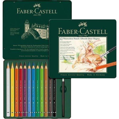 Акварельные карандаши Albrecht Durer XL, 12 цветов набор art collection sketching блокнот для рисования large акварельные карандаши