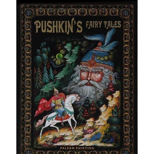 Pushkin's Fairy Talas pushkin a pushkin s fairy tales in kholui lacquer miniatures