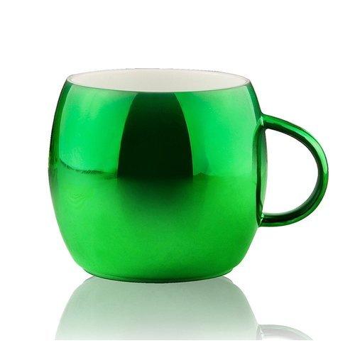 Кружка Sparkling mugs, 380 мл, зеленая