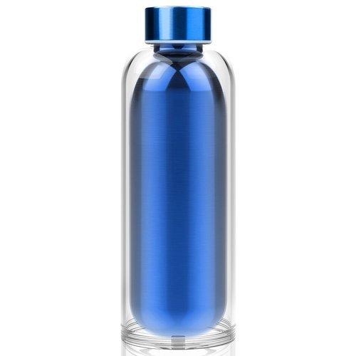 "Термобутылка ""Escape the bottle"", 500 мл, голубая"