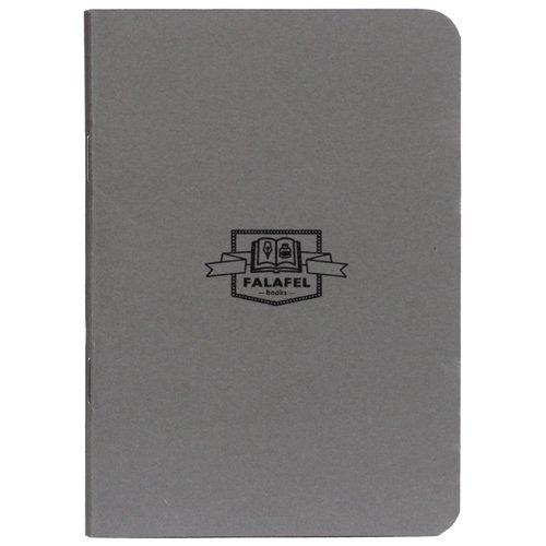 """Блокнот """"Dark Grey"""" А6, 40 листов, 80 г/м2"""