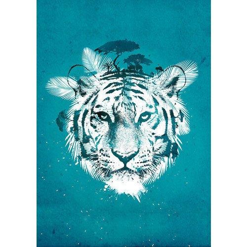 Принт White tiger А3 принт white tiger а3
