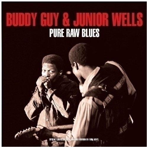 Виниловая пластинка Buddy Guy & Junior Wells - Pure Raw Blues