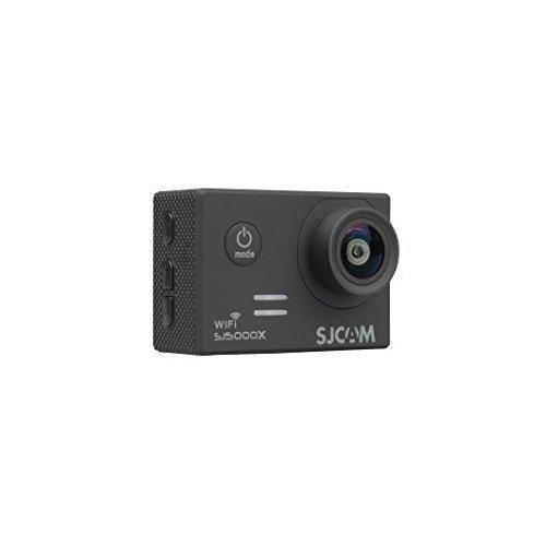 Экшн-камера SJ 5000X Elite 4K WiFi, черная cartoon