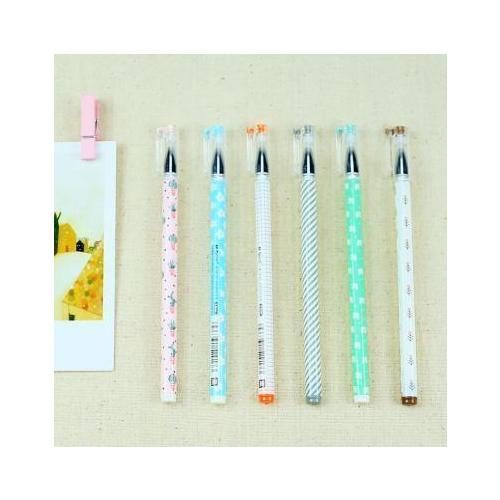 Ручка гелевая, 0,5 мм, черная ручка гелевая brauberg contact черная 0 35мм