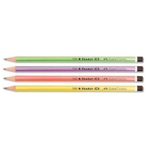 """Чернографитовые карандаши """"Pearly"""", HB, в ассортименте"""