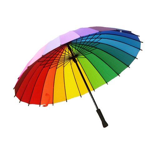 Зонт-трость Радуга зонты