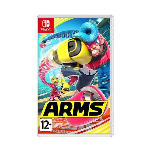 "Игра Switch на картридже ""Arms"""