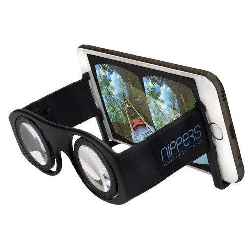 Фото - Очки виртуальной реальности Nippers очки виртуальной реальности rvr 002 black