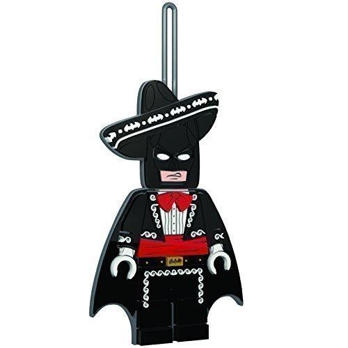 Бирка для багажа Batman Movie Mariachi Batman бирка для багажа batman movie batgirl