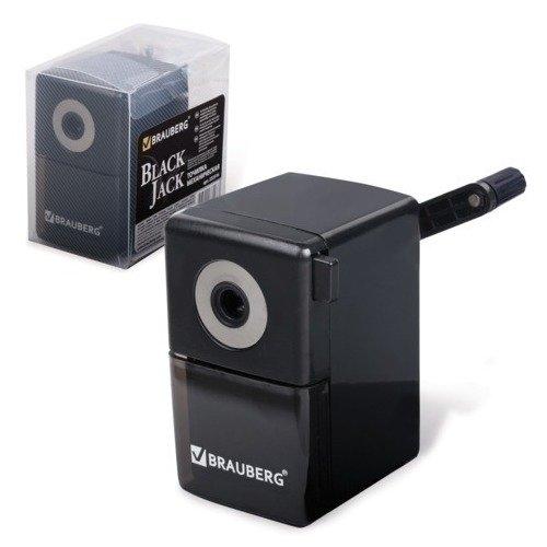 Точилка механическая BlackJack черная