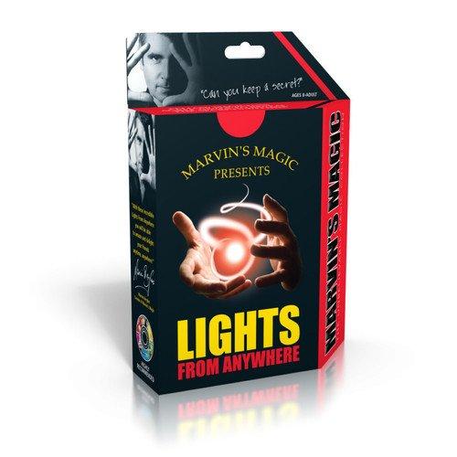 Набор фокусов Таинственный свет взрослый эконом свет 1076 3sn wt